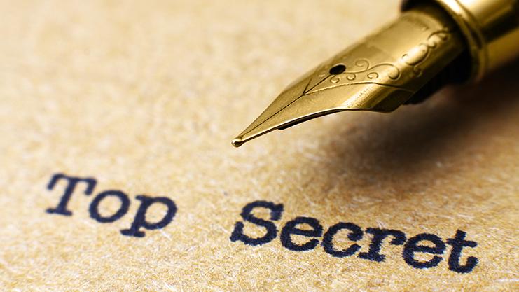 Patto di segretezza